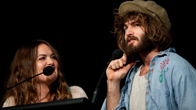 Angus & Julia Stone ARIA nominations
