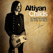 Somewhere In The World - Altiyan Childs, Single slick