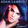 Adam Lambert - For Your Entertainment CD Slick