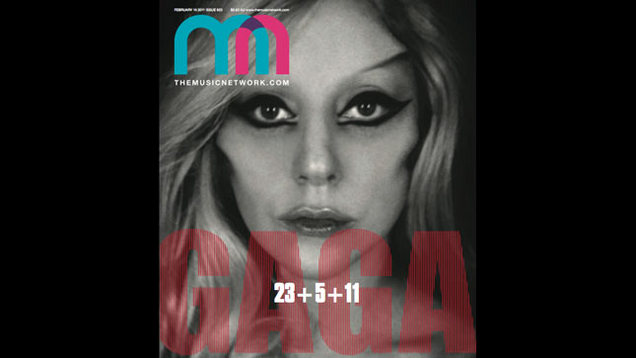 lady gaga born this way cover photo. Exclusive: Lady Gaga#39;s Born