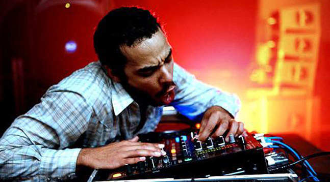 DJ mehdi