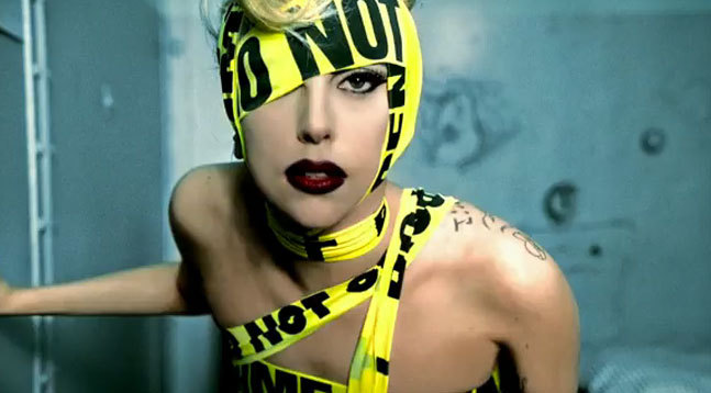 Lady Gaga Telephone Video