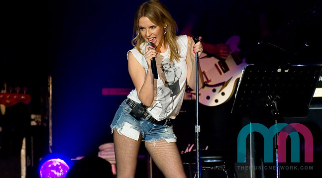 Kylie Minogue Anti Tour