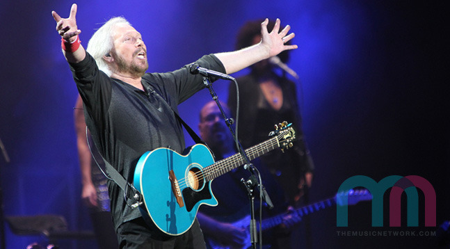 Barry Gibb CREDIT: Dave Youdell