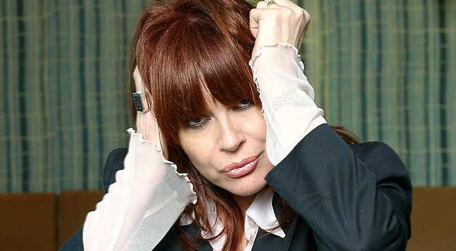 Chrissy Amphlett has died, aged 53 - Artists - The Music Network