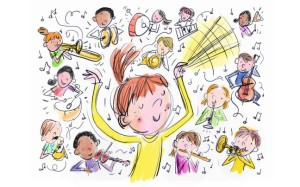 Young Person's Guide to the Orchestra: Orchestra Kids