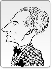 Ravel Caricature