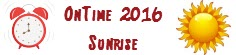 OnTime2016SunriseJAM