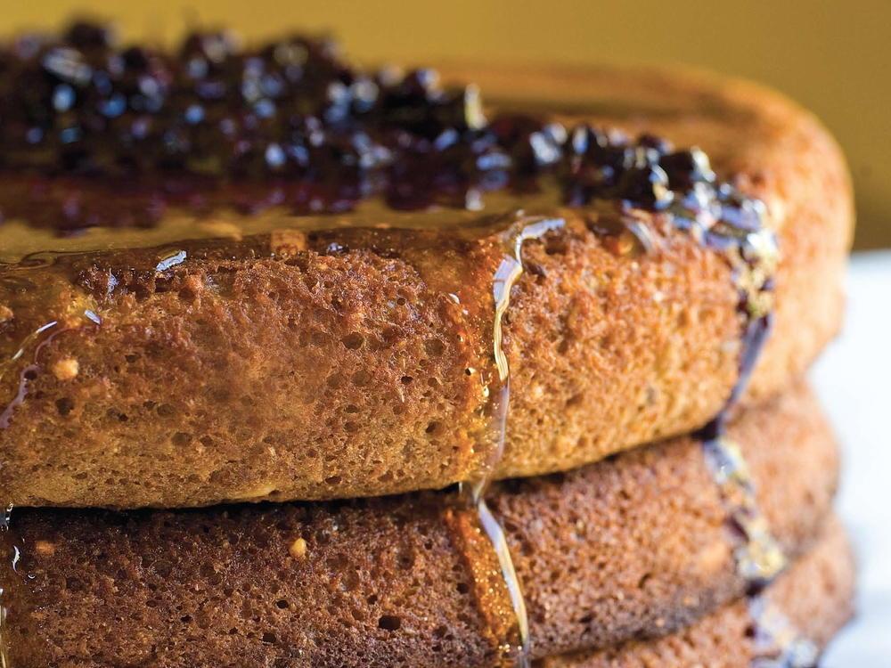 Nine-Grain Pancake