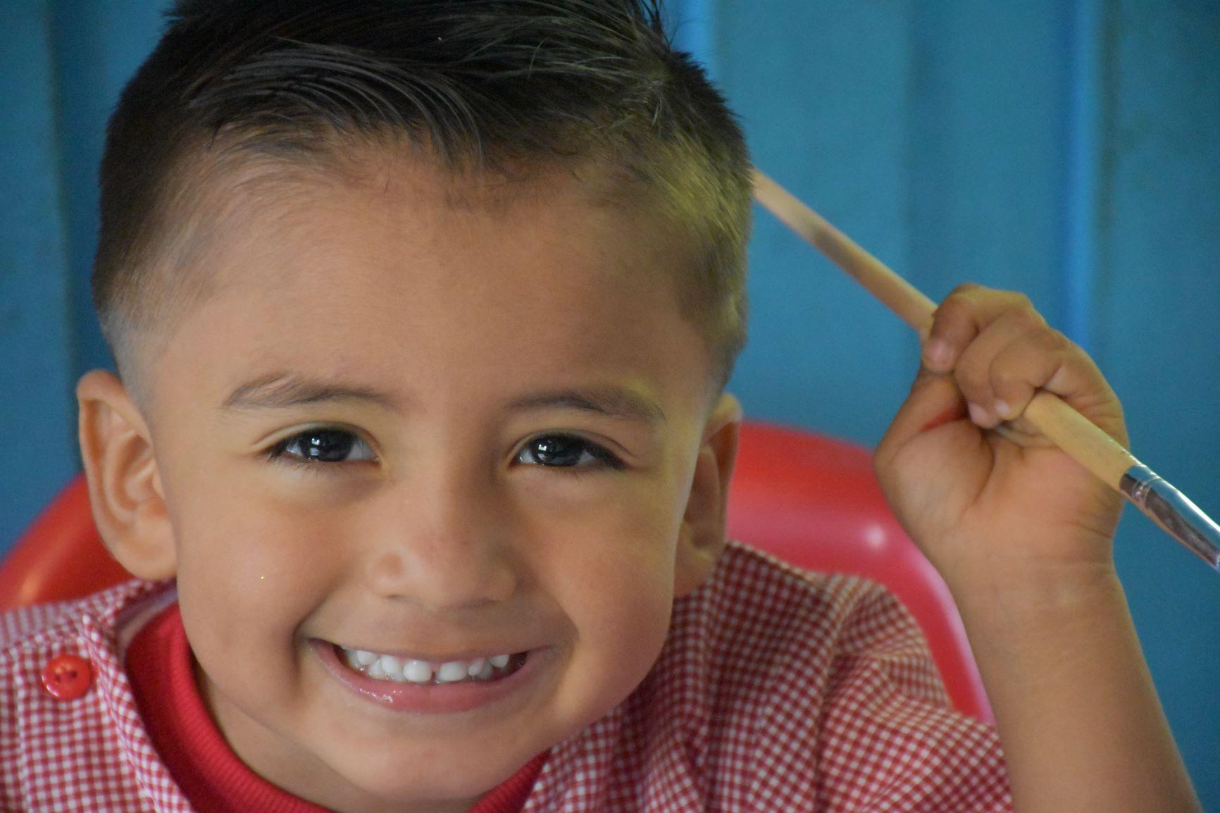 ¡La Fundación Muzo comprometida con la primera infancia!