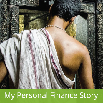 My Personal Finance Story: When I Cashed my Gift Coupon