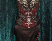 Skull_tshirt_corset