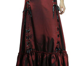 Burgundy_adjustable_steampunk_skirt2