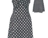 Rockabilly_polka_dot_halter_dress