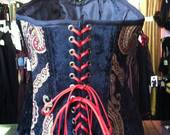 Plush_velvet_and_tapestry_overbust_corset2