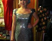Silver_faux_sequin_dress