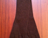 Long-gloves---brown