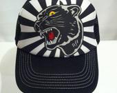 Panther-ball-cap