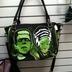 Frankenstein and Bride Handbag