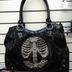 Cameo Skeleton Handbag