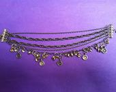Five-chain-bracelet
