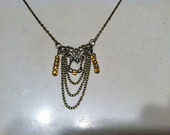 Gold-and-irridescent-amber-bead-necklace2