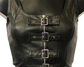 Leather_look_vanity_buckle_top