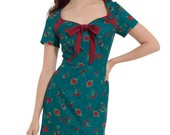 Antique_cherry_bell_shape_dress1