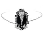 Black_plague_doctor_raven_skull_necklace2