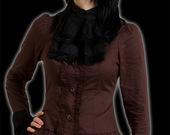 Steampunk-cravat-shirt