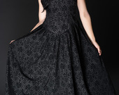 Elegant-brocade-dress-4