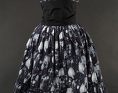 Skulls-gothabilly-dress