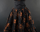 Octopus-gothabilly-dress