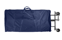 Nylon Carry Bag (Zippered) for Collapsible Rolling Rack-Navy Blue