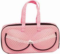 Braza Hard Case Bra Travel Bag