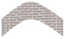 """Topstick """"Plus"""" Extra Hold """"B"""" Curve Strips"""
