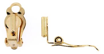Earring Converters - Nickel Free - Paddle Clip (1 pr.)