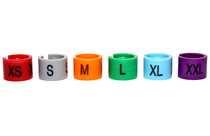 """Hanger Sizer Small 1/2"""" Pre-Sized"""