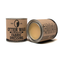 Otter Wax - Heat Activated Fabric Dressing-1/2 pint