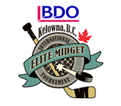 For Elite kelowna midget tournament