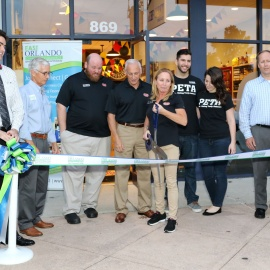 Beef Jerky Outlet - Ribbon Cutting & Grand Opening