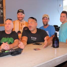 Escape Brewing Co. | Batch 100 Release Party