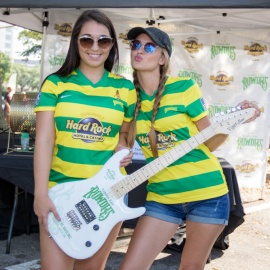 Rowdies Tailgate Party Game 4
