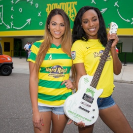 Rowdies Tailgate with Hard Rock