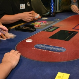 Silks Poker Room: PPC NAC Satellite