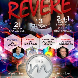 Revere Club at The M Hotel