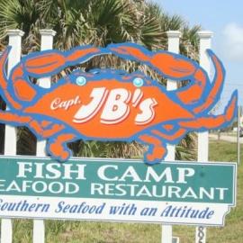 JB's Fish Camp & Restaurant