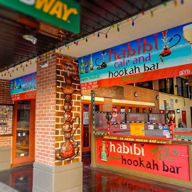 Habibi Cafe & Hookah Bar