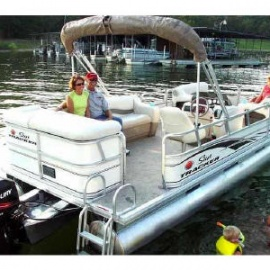 Cpt Jerrys pontoon rentals and charter