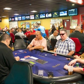 Silks Poker Room
